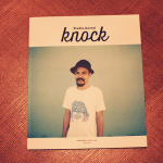 Studio Journal Knock創刊号が届きました!