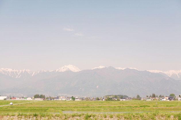 名古屋から安曇野へ電車に乗って遊びに行ってきました!