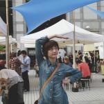 東京スクラップブック「青山ファーマーズマーケット〜表参道コーヒー散歩」