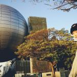 名古屋散歩「大須&白川公園と科学館のプラネタリウム」