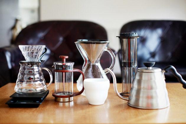 CHEMEXコーヒーメーカーとKONEステンレスフィルターを買いました!