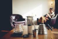 エアロプレスのコーヒーレシピ・おいしい淹れ方&使い方