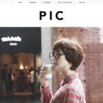 P+M magazineあらため、PIC magazineということで、ここはひとつ。