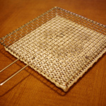 京都金網つじのセラミック付き焼き網を買った、の巻