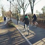 名古屋散歩「鶴舞〜大須〜栄〜名古屋城サイクリング。アメリカ人と東京人を連れまわしてやるぜ!の巻」