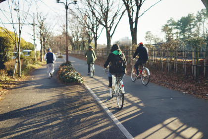 名古屋サイクリング