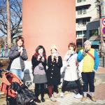 PIC magazine名古屋チェキ部で中村公園を散策して来ました!
