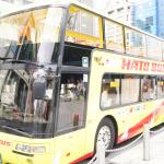 はとバスで東京観光をするという大人の遊び