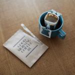 オリジナルコーヒードリップバッグの作り方