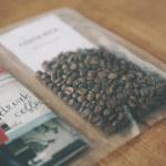 手網焙煎コーヒー豆付きZINEの第一回注文は本日24時で締め切りです