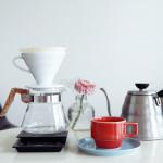 家で美味しいコーヒーを淹れるオススメ器具(おしゃれ入門編)