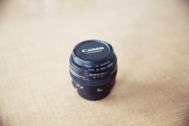 Canonの単焦点レンズEF50mm F1.4のAFが壊れたので修理に出してみた、その費用は?の巻