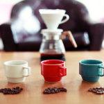 焙煎度合いを変えたコーヒーの飲み比べ実験
