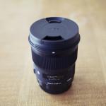 SIGMAの単焦点レンズ Art 50mm F1.4 DG HSMを買った、の巻