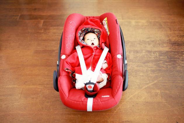 MAXI-COSI Pebble(マキシコシ ペブル)を買ったら、何?この便利なやつ!ってなった、赤ちゃん産まれて2週間目の話