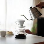 美味しいコーヒーの淹れ方レシピ(HARIO V60 ハンドドリップ編)