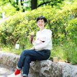 名古屋・久屋大通公園でフリッツカフェのポテトとキッチュエビオのコーヒーでピクニックするという休日の過ごし方