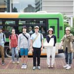 PIC magazine 東京写真部で都02乙バスに乗って池袋〜水道橋を散策してきました!