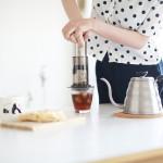 エアロプレスで作るアイスコーヒーの美味しいレシピ