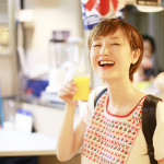 名古屋・栄地下街の牛乳スタンド名物ミックスジュース120円を飲んで来ました!