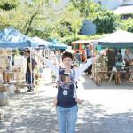 豊田市の桜城址公園で開催されてるSTREET & PARK MARKETへ行ってきました!