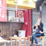 大須なごみどりのテイクアウト専門店「チキチキチキン」のチキンバオがうまい!