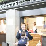 名古屋・伏見地下街のバーガースタンド「HANDSOME BURGER(ハンサムバーガー)」に行ってきました!