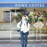 円頓寺のコーヒースタンド「ROWS COFFEE」に行ってきました!
