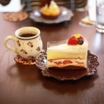 鶴舞に来たのでNICOLでコーヒー&ショートケーキ休憩。うまい! #オニマガ名古屋散歩 (Instagram)