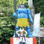 岐阜県・揖斐川町の「揖斐川ワンダーピクニック」へ遊びに行ってきました!