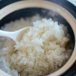 こりゃ美味しい!火加減いらずの土鍋「かまどさん」なら簡単に土鍋ご飯が炊ける!