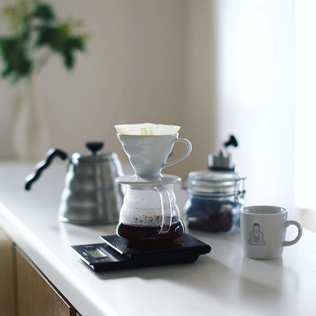 グッドモーニングコーヒー。うまい! (Instagram)