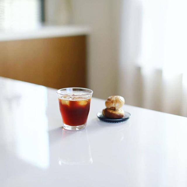 グッドモーニングコーヒー。今日と明日はちょっと岐阜方面へ行ってきます。うまい! (Instagram)
