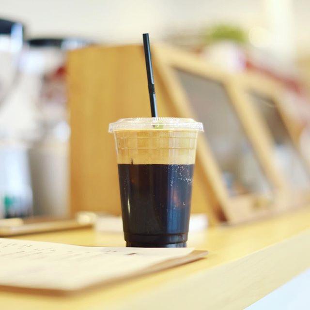 円頓寺に遊びに来たので、ROWS COFFEEでエスプレッソコーク休憩。うまい!#オニマガ名古屋散歩 (Instagram)