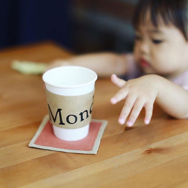 千代田のMondでグッドモーニング薬膳茶。今日は鶴舞の魅力について新聞の取材を受けるという朝。うまい! (Instagram)