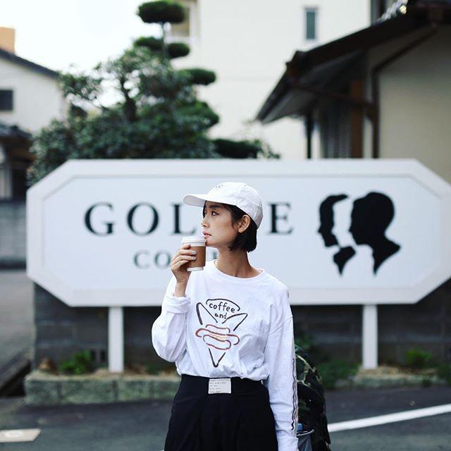 今日はPIC名古屋写真部で塩釜口散歩。ゴルピーコーヒー植田店でゴールのコーヒータイム。うまい!#オニマガ名古屋散歩 (Instagram)