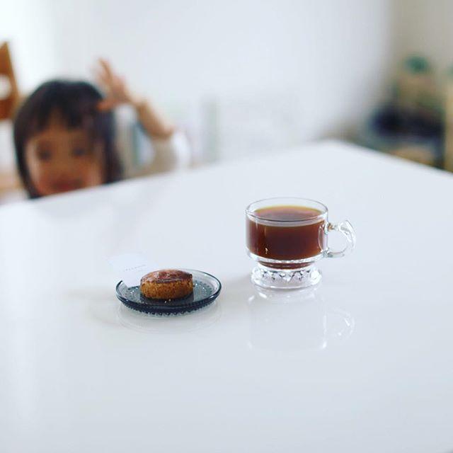 グッドモーニングコーヒー&円頓寺パリ祭で買ったitsumonoのガレット。うまい! (Instagram)