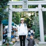 岐阜市・八幡神社のミチクサエンニチへ遊びに行ってきました!