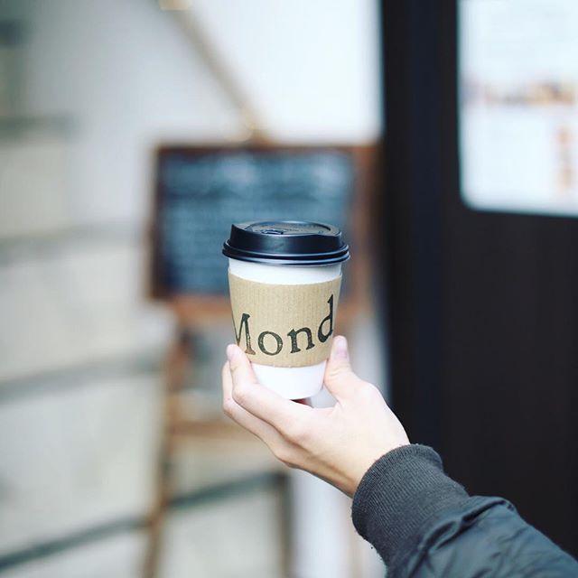 新栄まで散歩してきたのでRelierとコピルアックのウィンターマーケットでコーヒー休憩。カメルーン・ロングベリー。うまい!#オニマガ名古屋散歩 (Instagram)