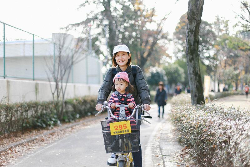 名城公園のレンタサイクル「名城自転車天国」に乗ってみました!