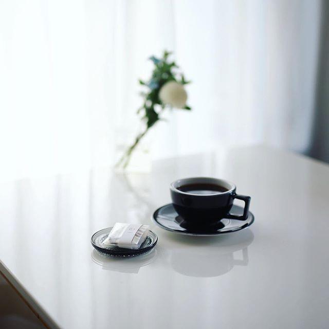 re:Liの6周年クッキー&グッドモーニングコーヒー。うまい! (Instagram)