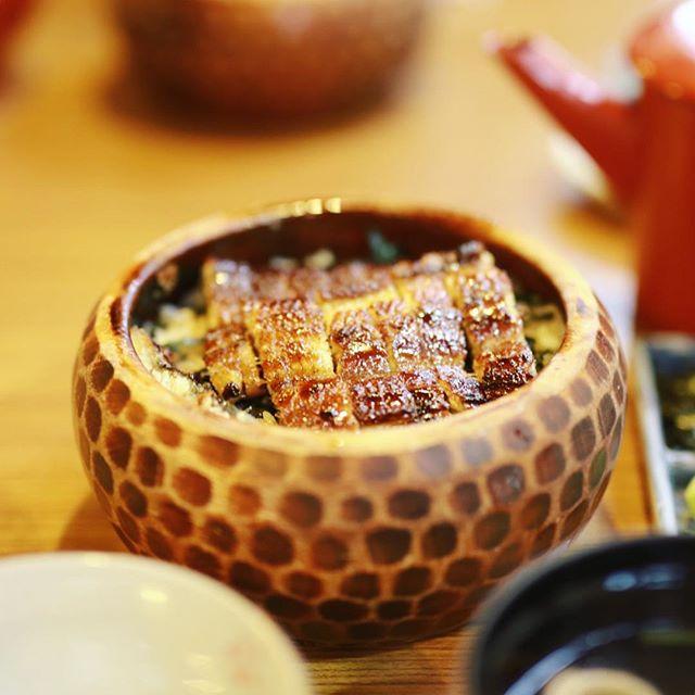 大須のうなぎのやっこにひつまぶし食べに来たよ。うまい!#オニマガ名古屋散歩 (Instagram)