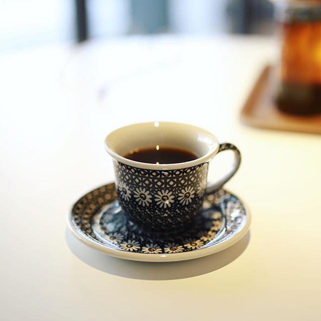 東別院からの大須珈琲でコーヒー休憩。うまい!#オニマガ名古屋散歩 (Instagram)