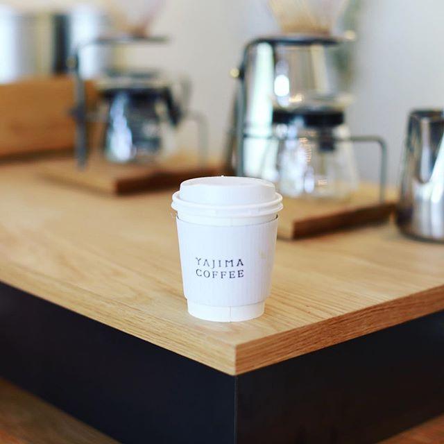 大須のHARVA LEHTOでやってるYAJIMA COFFEEの出張喫茶でコーヒー休憩。うまい!#オニマガ名古屋散歩-#yajimacoffee #harvalehto (Instagram)