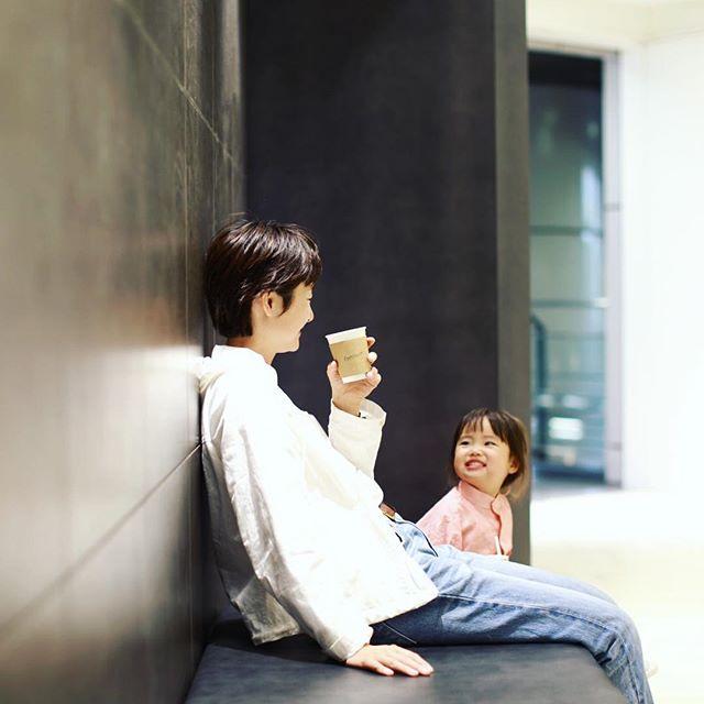 FreshService STOCKROOMで食後のコーヒータイム。明日まで熊本のAND COFFEE ROASTERSのコーヒーが飲めるよ。うまい!#オニマガ名古屋散歩 -#andcoffeeroasters #freshservicestockroom (Instagram)