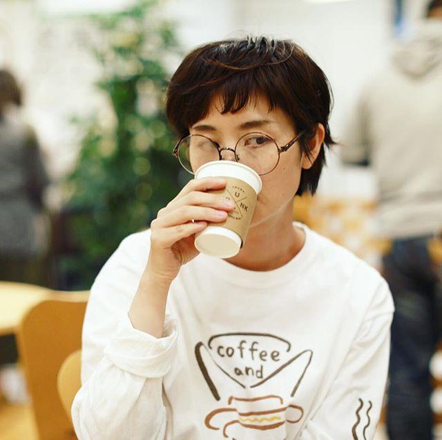 大名古屋ビルヂングでやってる #名駅カフェまつり に寄り道してTRUNK COFFEEで3時のコーヒータイム。うまい!#オニマガ名古屋散歩-#trunkcoffee (Instagram)