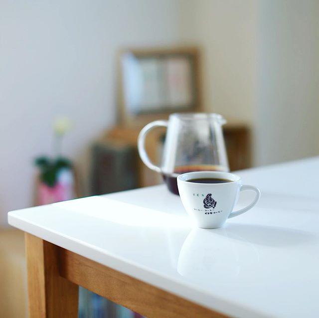 グッドモーニングコーヒー。コーヒー・コーヒー・イトウコーヒー!うまい! (Instagram)