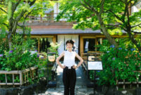 京都散歩「レンタサイクルで美味しいもの観光」1日目(コーヒーとジェラートとカレー編)