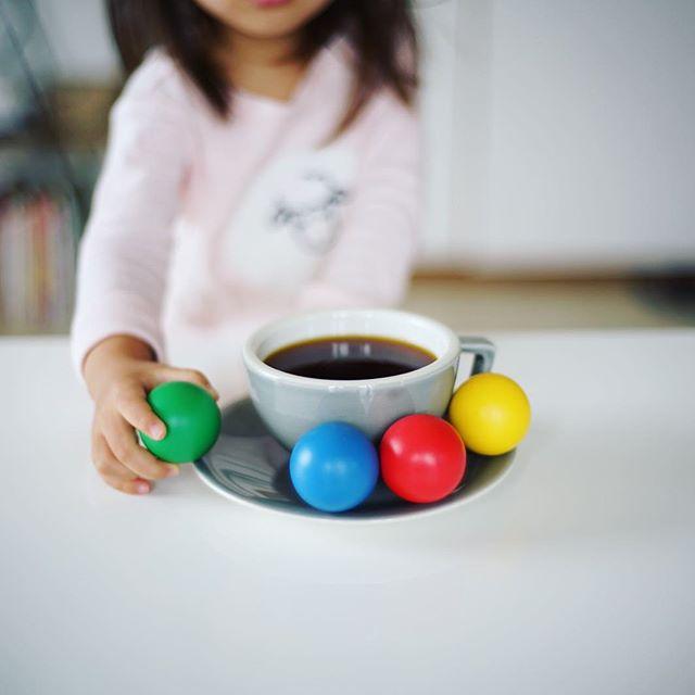 グッドモーニングコーヒー。なんかイロイロ乗せてくれる人。うまい! (Instagram)
