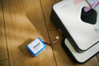 床拭きロボットブラーバのバッテリー交換!正規品は1年で寿命が来たので価格が1/3の互換品に変えてみました!